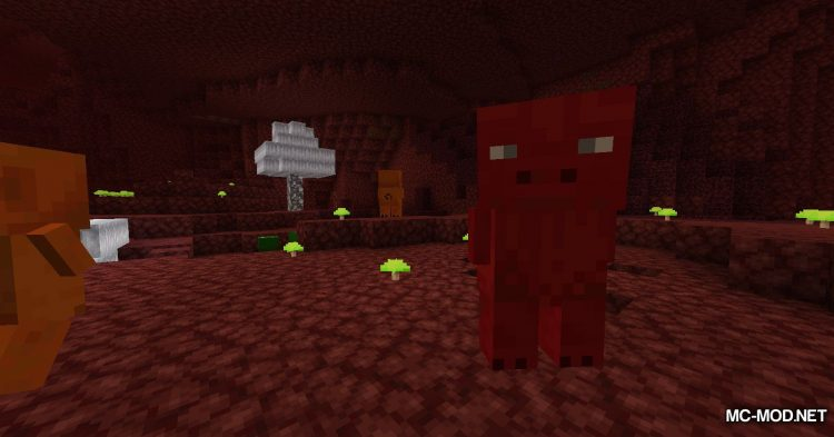Nethercraft Classic mod for Minecraft (18)