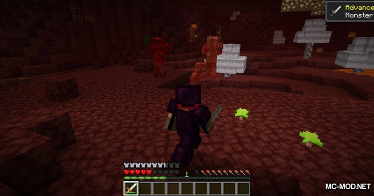 Nethercraft Classic mod for Minecraft (19)