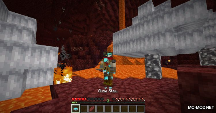 Nethercraft Classic mod for Minecraft (22)