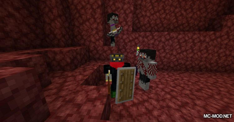 Nethercraft Classic mod for Minecraft (23)