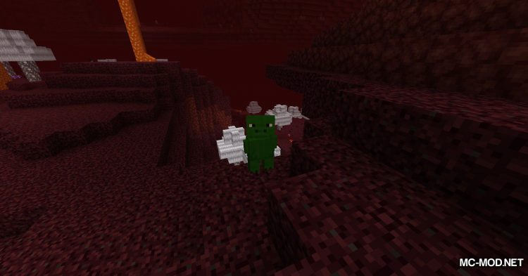 Nethercraft Classic mod for Minecraft (4)