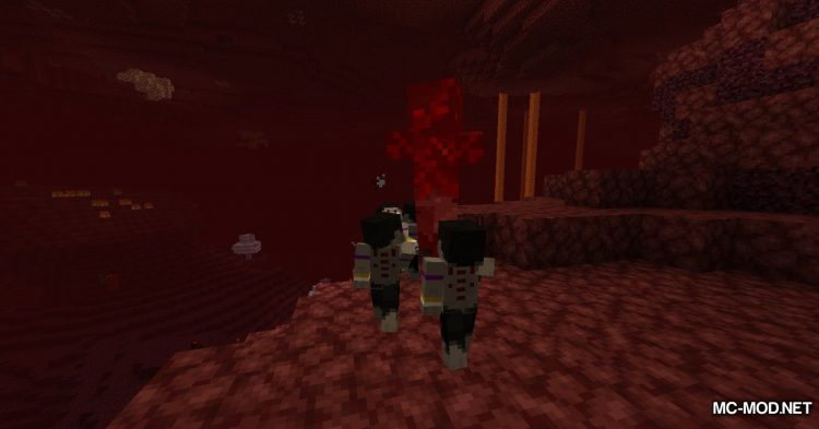 Nethercraft Classic mod for Minecraft (5)