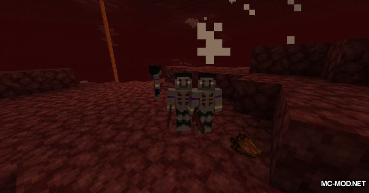 Nethercraft Classic mod for Minecraft (6)