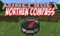 Northern Compass mod for Minecraft logo