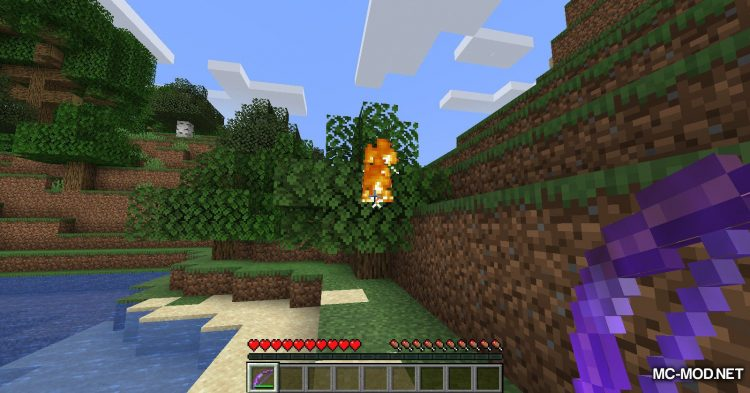 Realistic Fire Spread mod for Minecraft (5)