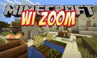 WI Zoom mod for Minecraft logo
