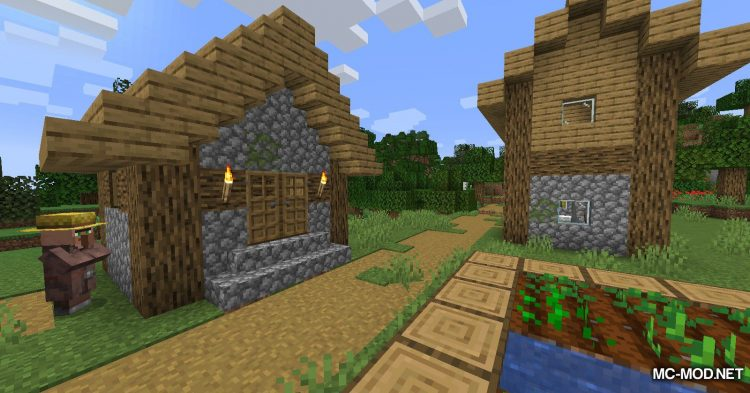 Whisperwoods mod for Minecraft (2)