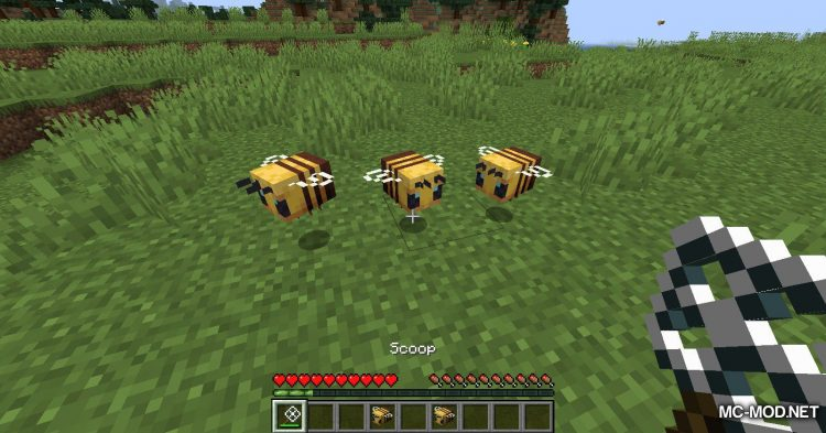 Bee Angry-est mod for Minecraft (13)