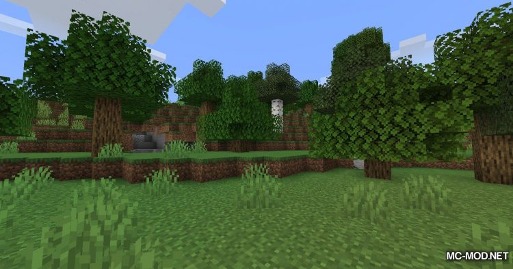 Exotic Matter Library mod for Minecraft (1)