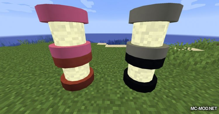 Exotic Matter Library mod for Minecraft (9)