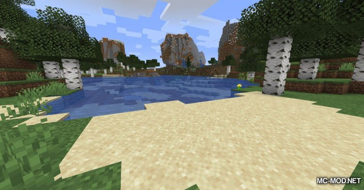 Mo Glass mod for Minecraft (1)