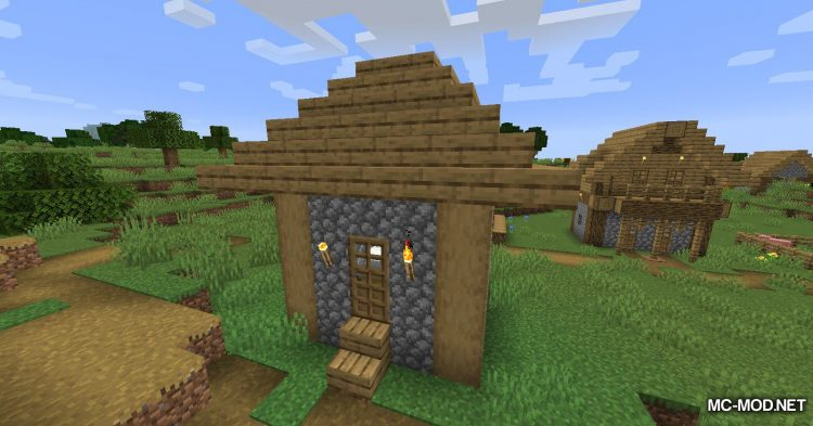Mo Glass mod for Minecraft (11)