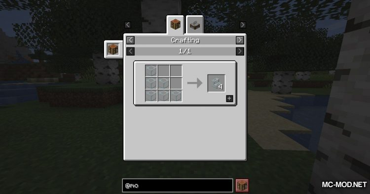 Mo Glass mod for Minecraft (4)