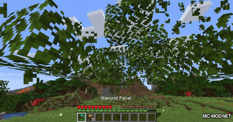 Resolute mod for Minecraft (4)