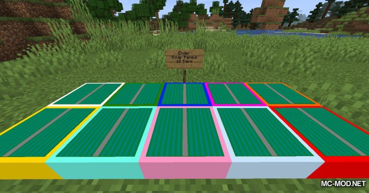 Thermal Solars mod for Minecraft (12)