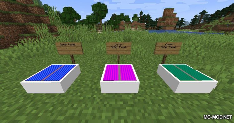 Thermal Solars mod for Minecraft (6)
