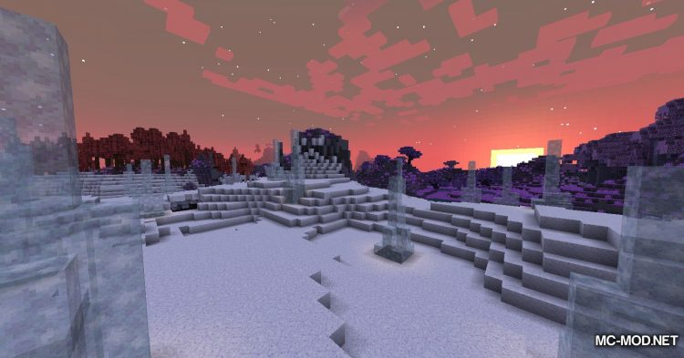 Blue Skies mod for Minecraft (13)