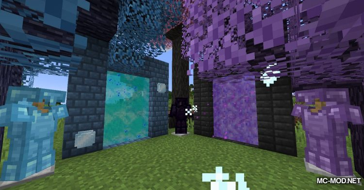 Blue Skies mod for Minecraft (32)