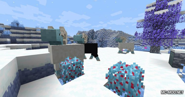 Blue Skies mod for Minecraft (8)