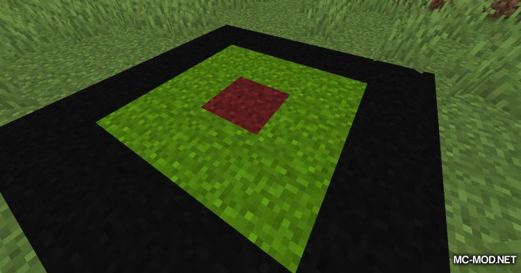 Colored Grass mod for Minecraft (6)