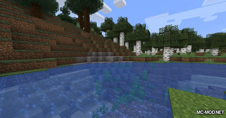 Diamond In The Rough mod for Minecraft (2)