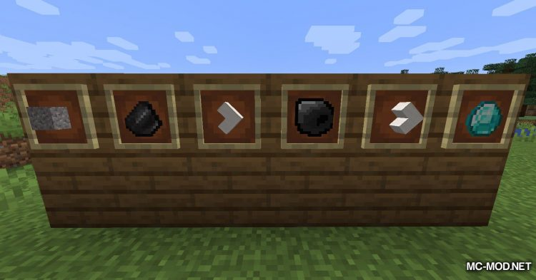 Diamond In The Rough mod for Minecraft (9)