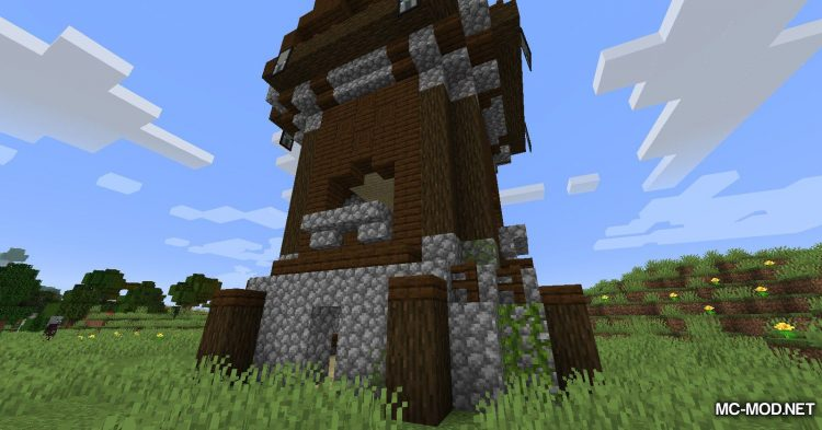 Filters mod for Minecraft (2)