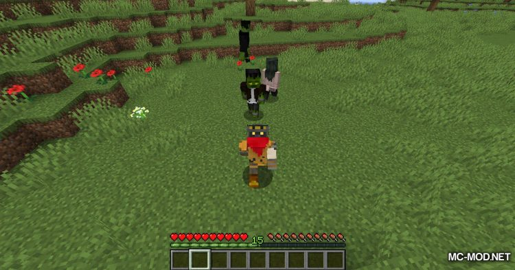 Horror Movie Monsters Mod mod for Minecraft (10)