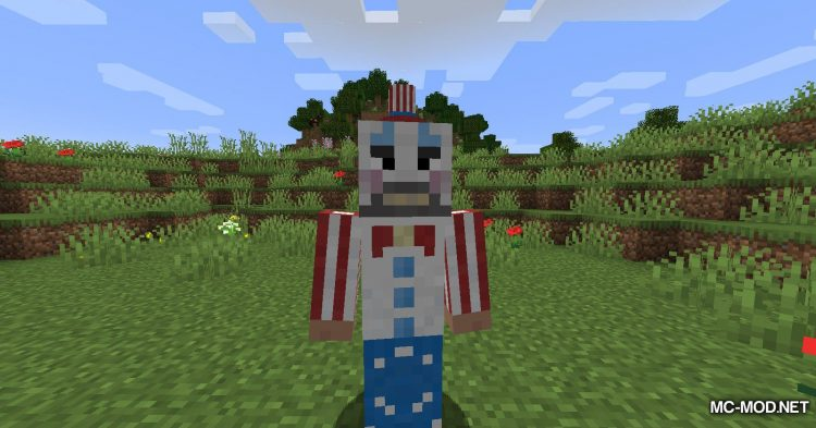 Horror Movie Monsters Mod mod for Minecraft (11)