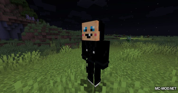 Horror Movie Monsters Mod mod for Minecraft (3)