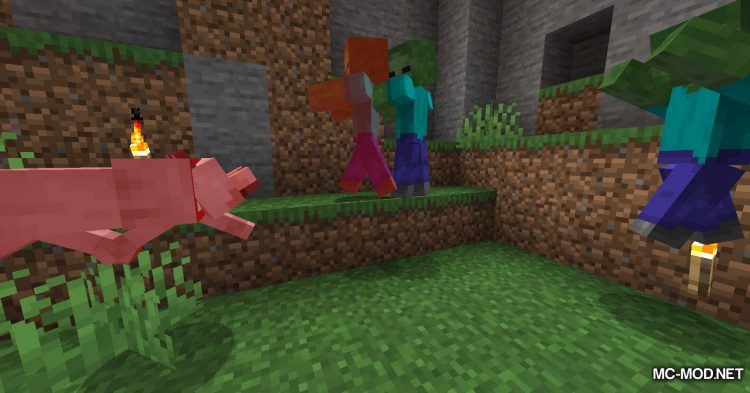 Respawnable Pets mod for Minecraft (8)