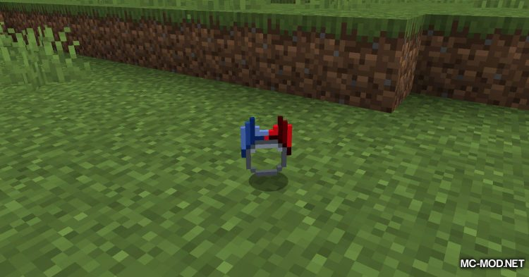 Ring of Attraction mod for Minecraft (2)