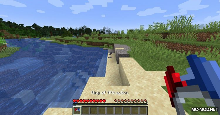 Ring of Attraction mod for Minecraft (6)