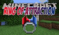 Ring of Attraction mod for Minecraft logo