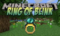Ring of Blink mod for Minecraft logo