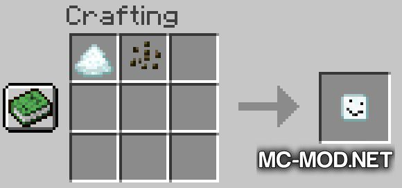 Simply Snowman mod for Minecraft (2)