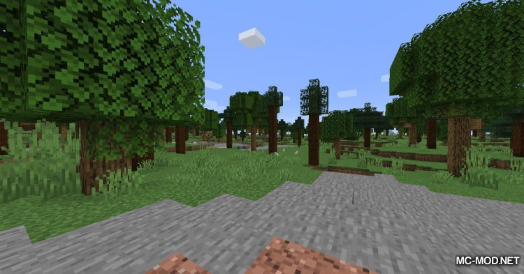 The Biome Overhaul mod for Minecraft (12)
