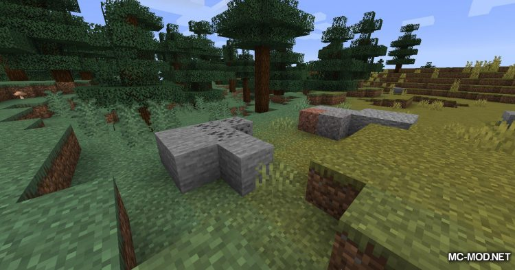 The Biome Overhaul mod for Minecraft (6)