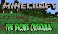 The Biome Overhaul mod for Minecraft logo