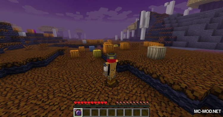 The Hallow mod for Minecraft (5)