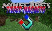 Tiered Magnets mod for Minecraft logo
