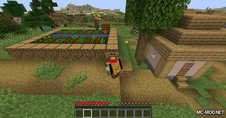 Better Signs mod for Minecraft (6)