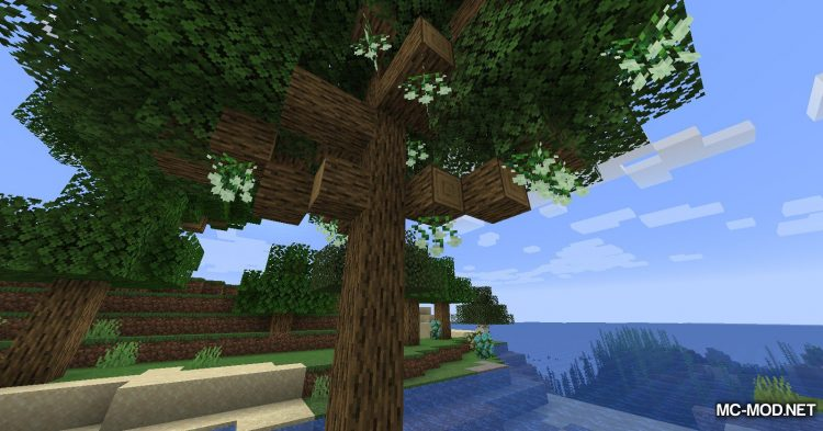 Enhanced Vanilla mod for Minecraft (1)