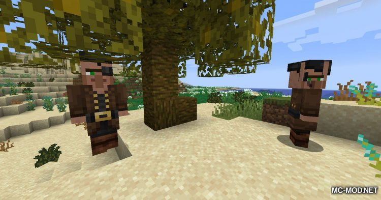 Enhanced Vanilla mod for Minecraft (12)
