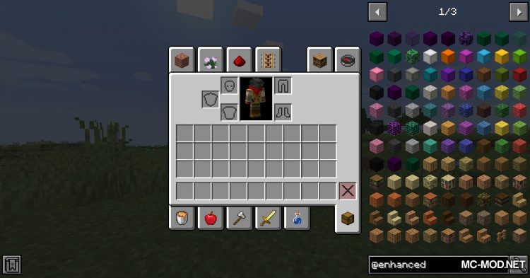 Enhanced Vanilla mod for Minecraft (19)