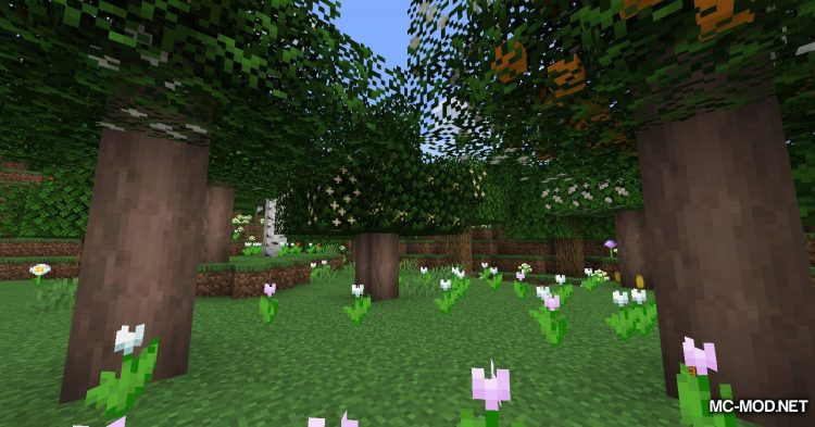 Fruit Trees mod for Minecraft (13)