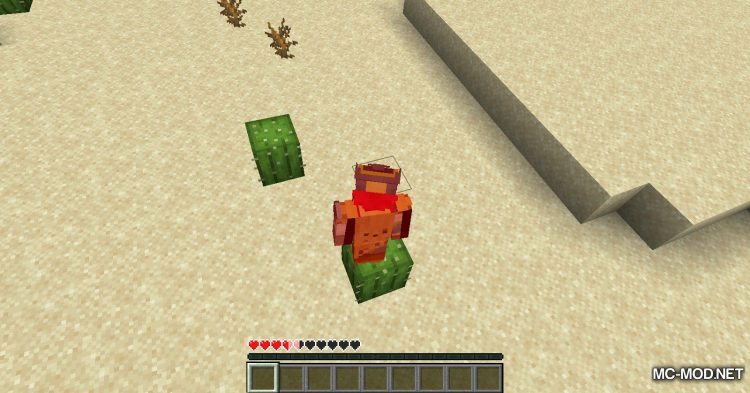 Hunger Strike mod for Minecraft (4)