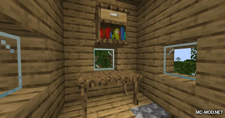 Macaw_s Furniture mod for Minecraft (2)