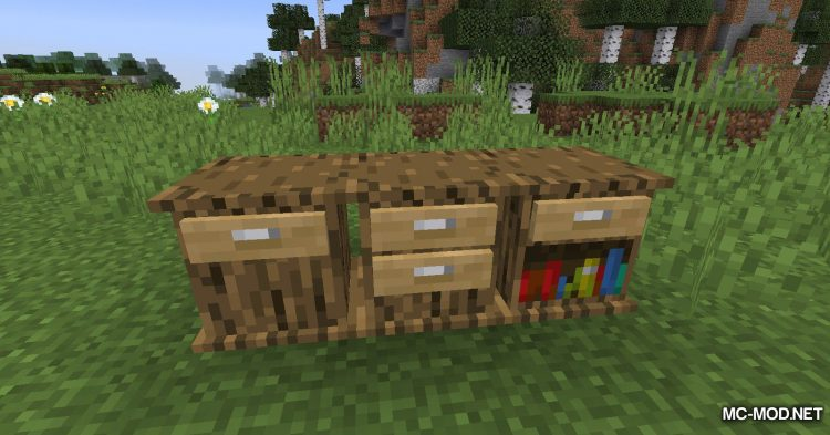 Macaw_s Furniture mod for Minecraft (3)