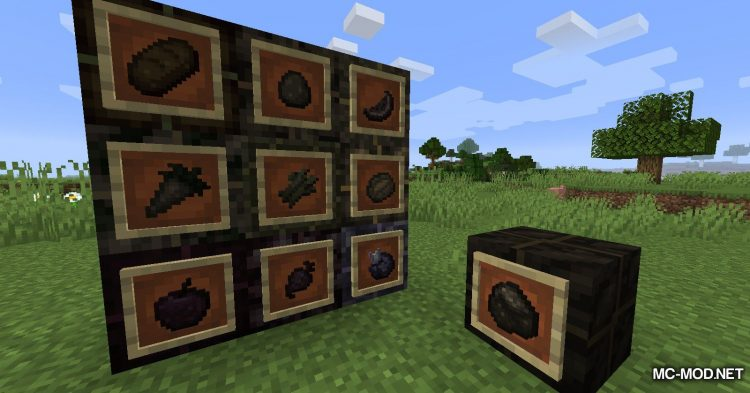 More Charcoal mod for Minecraft (13)